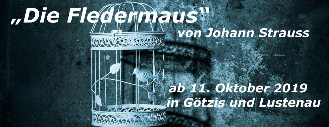 """""""Die Fledermaus"""" von Johann Strauss"""